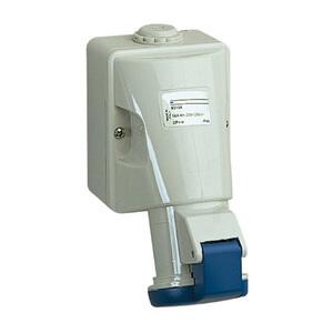 wall mounted socket 83104
